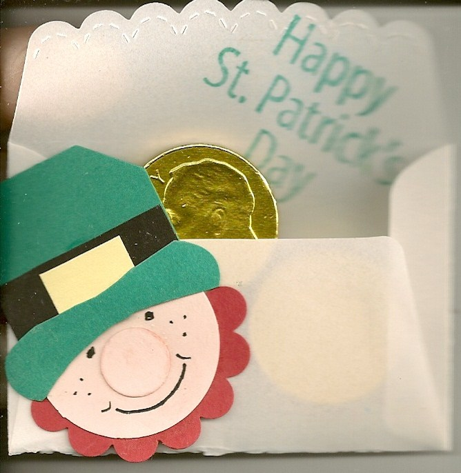 St Pat treat