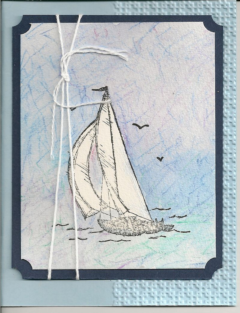 Sail away sneak peak 2