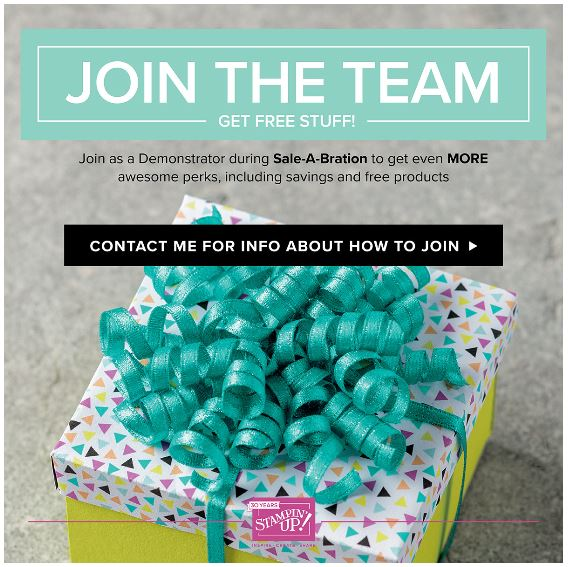 Join my team 2018