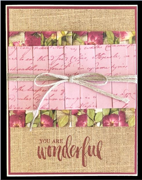 Stampersjoy - You will love this tutorial!