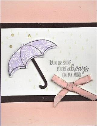 Rain or shine (2)